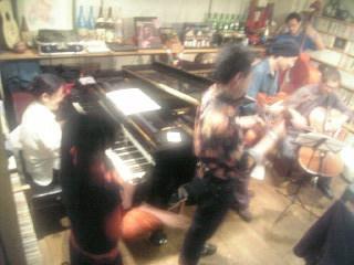 夢のセッション@大泉学園inF・8周年記念ライブ